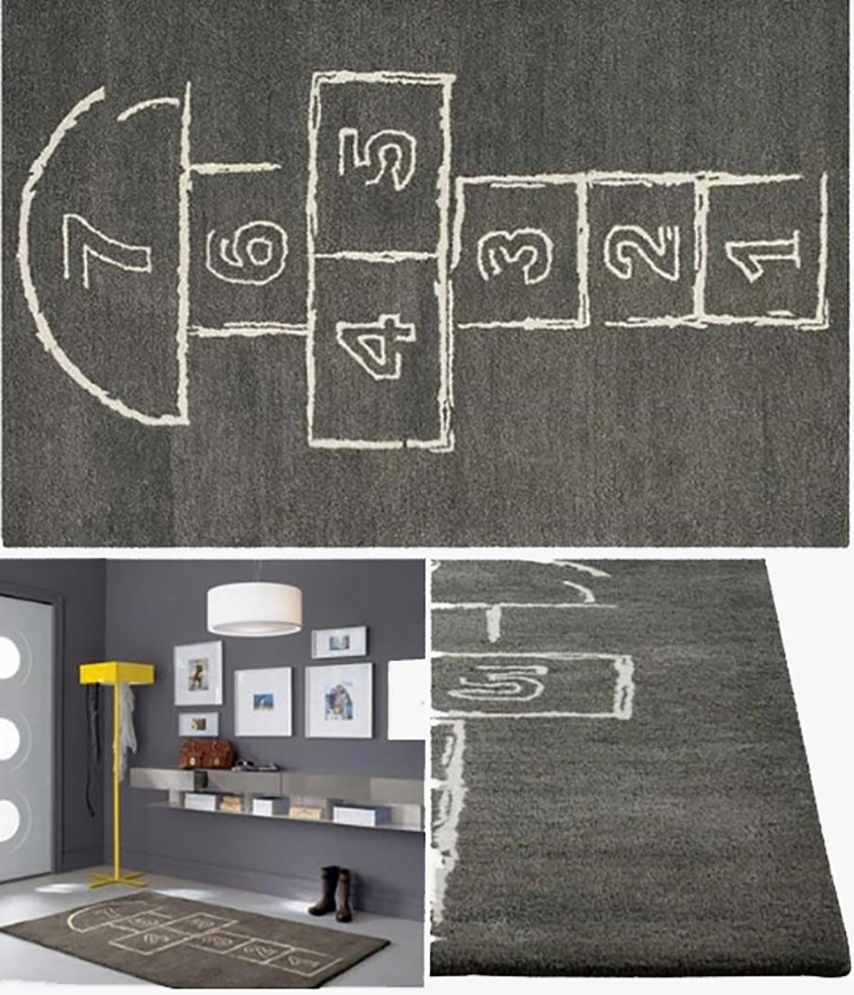 tapis de sol design pour une d co unique design feria. Black Bedroom Furniture Sets. Home Design Ideas