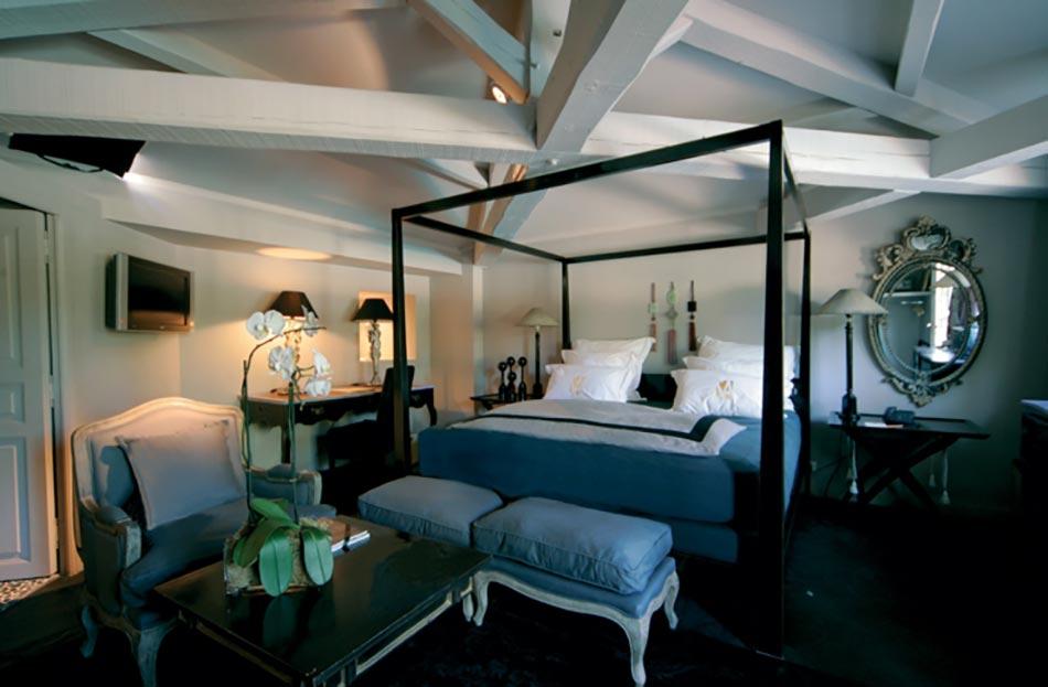La tartane saint amour ou une escapade dans un h tel de for Hotel design luxe france