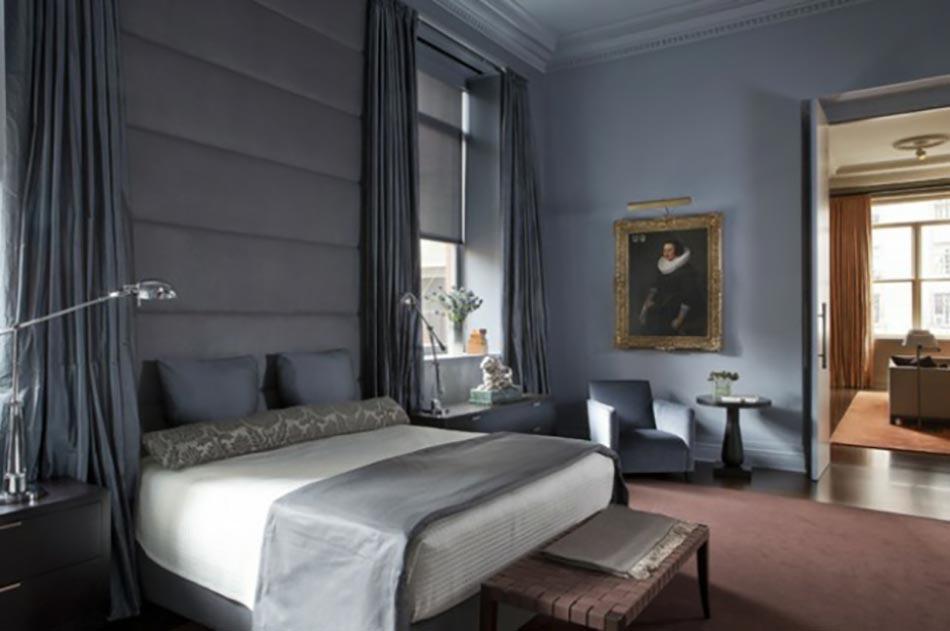 deco chambre beige et gris » Photos de design d\'intérieur et ...
