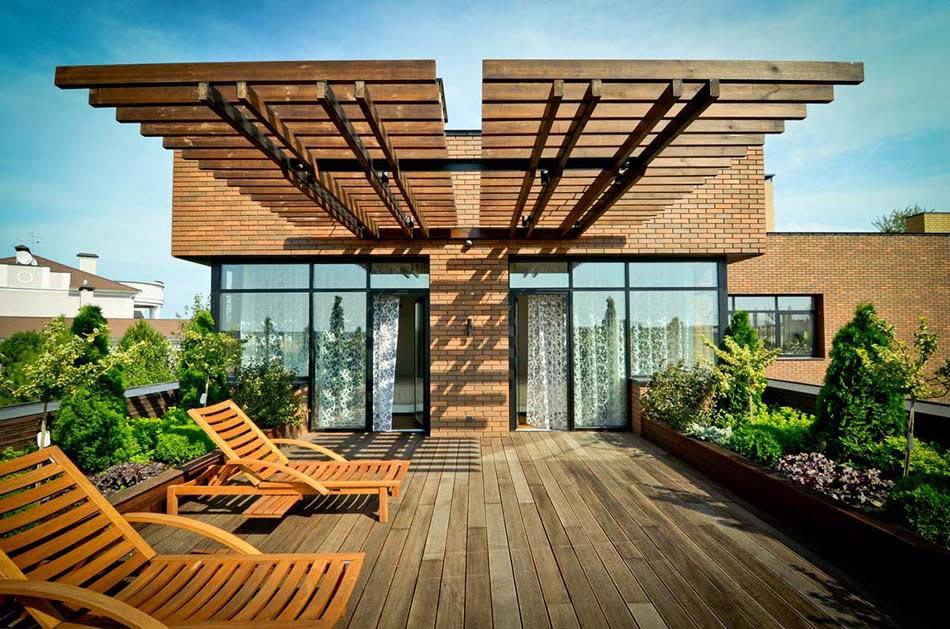Aménagement terrasse coquet pour une ambiance conviviale et agréable