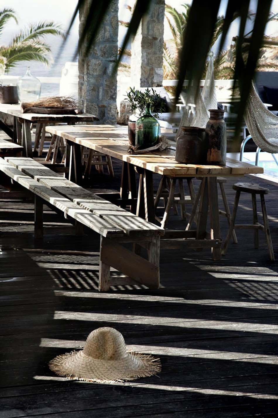 san giorgio mykonos hotel un paradis minimaliste et idyllique dans les cyclades design feria. Black Bedroom Furniture Sets. Home Design Ideas