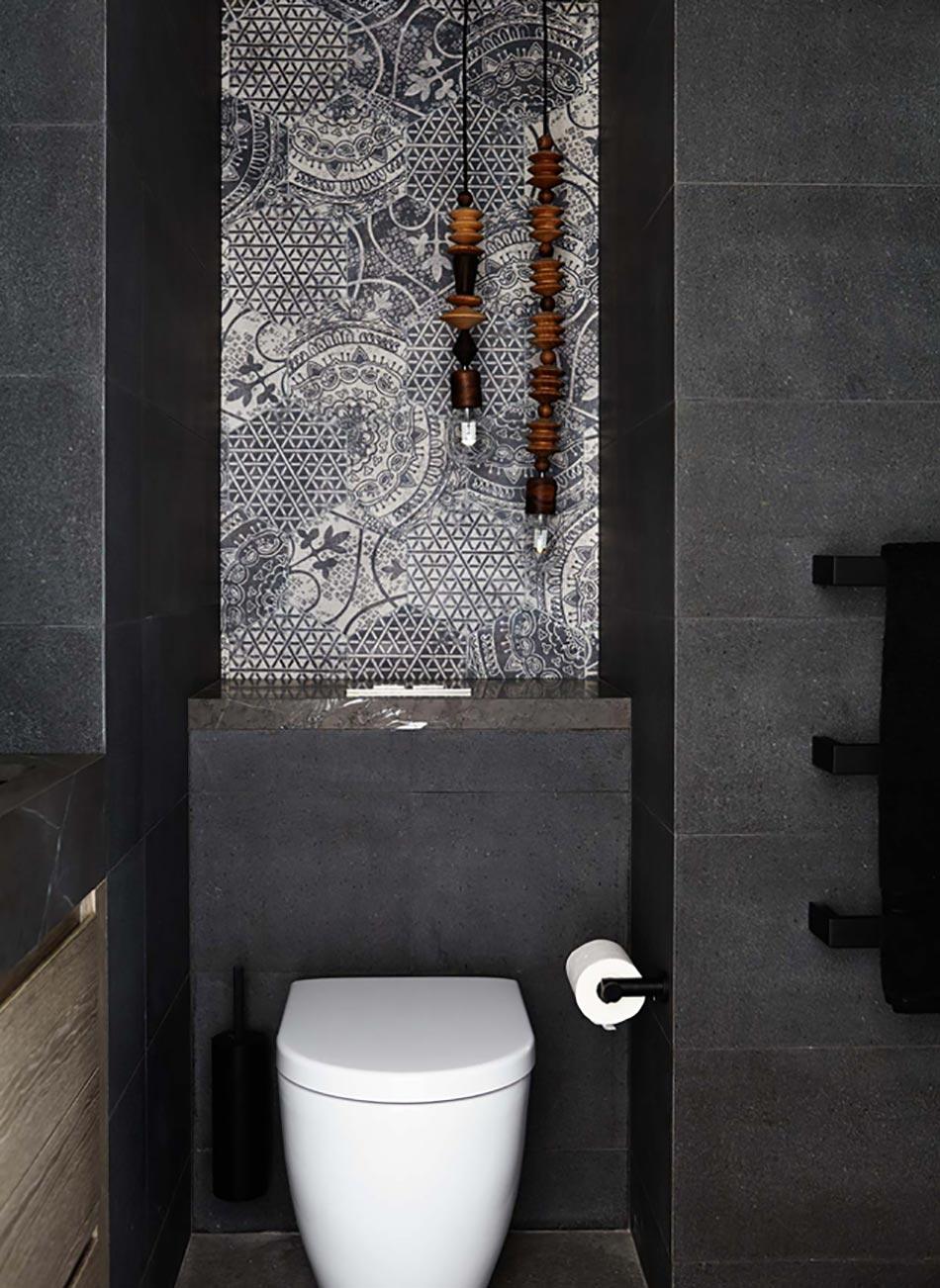 Appartement moderne et chic avec vue imprenable sur l 39 op ra design feria - Deco originele toiletten ...