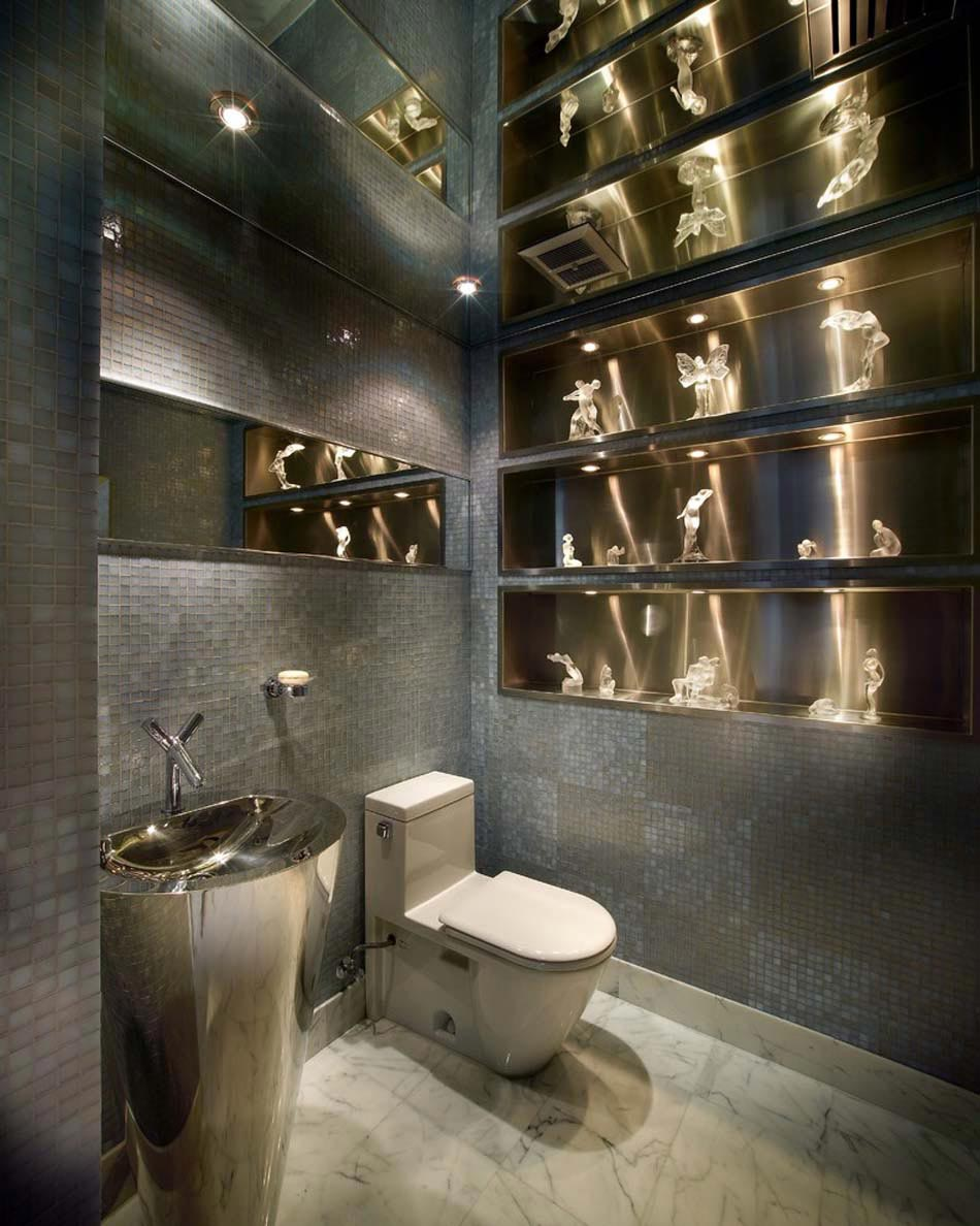 Id es de d coration inspirantes pour rendre nos toilettes surprenantes desi - Idees deco toilettes photos ...