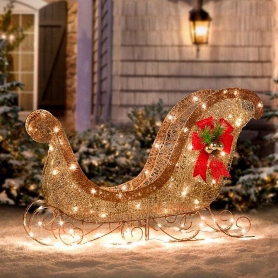 Deco noel led exterieur fruehlingsdeko for Deco noel led exterieur