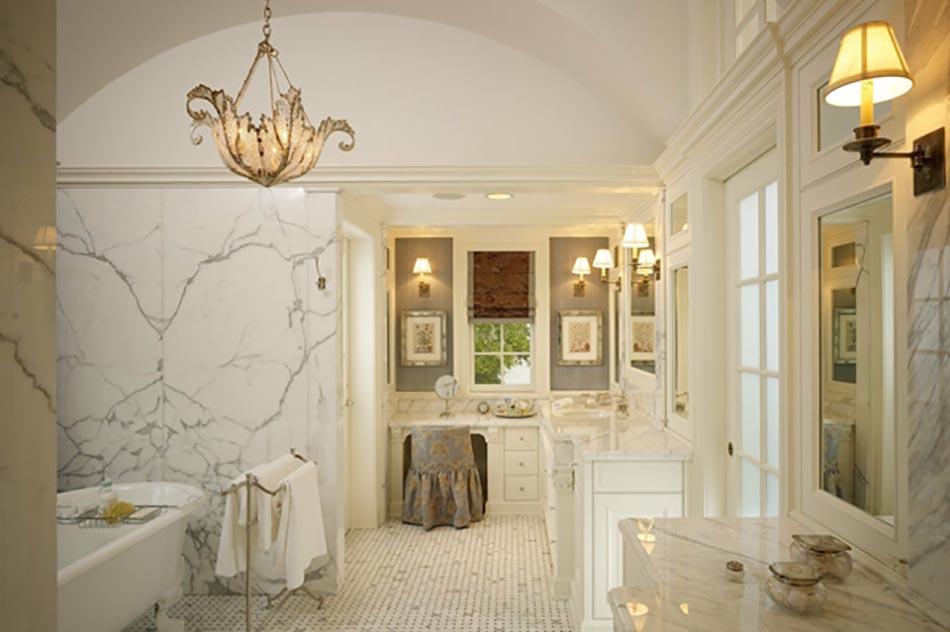 salle de bain en marbre qui nous fait r ver design feria. Black Bedroom Furniture Sets. Home Design Ideas