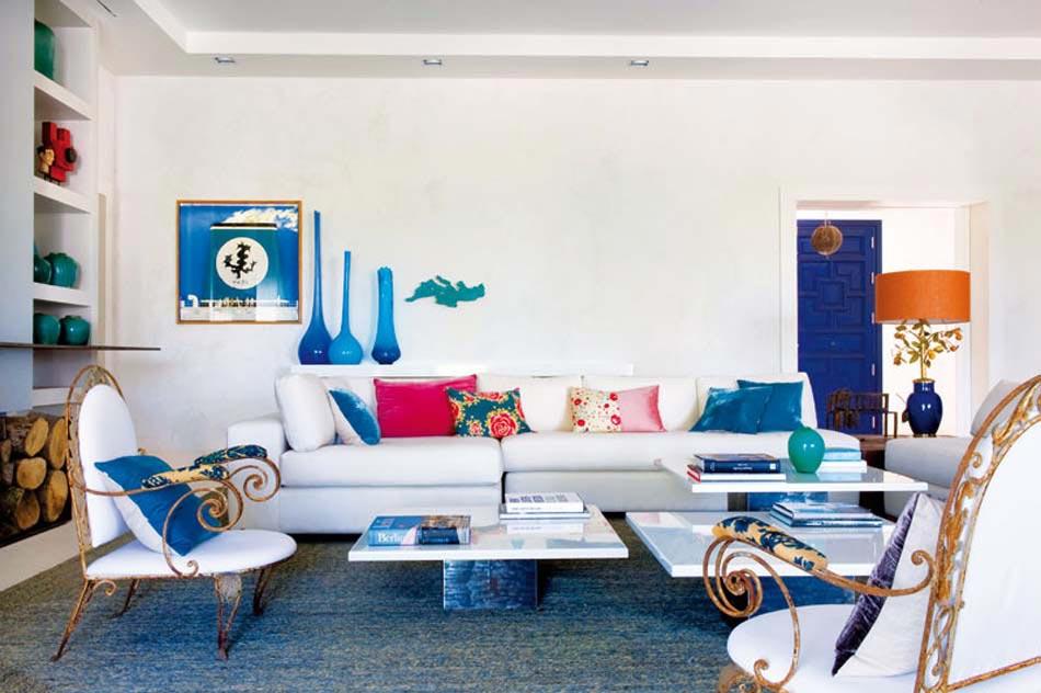 Id Es D Co Estivale De Style Marin Pour Une Maison De Vacances Agr Able Familiale Design Feria