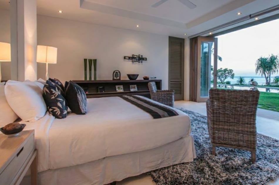 Magnifiques chambres avec une belle vue couper le for Chambre de reve