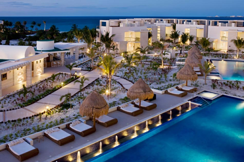 The beloved hotel pour un s jour mexique m morable - Vacances de luxe laucala resort island ...