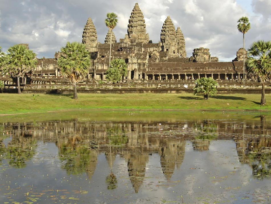 Angkor vat cambodge week end amoureux Asie