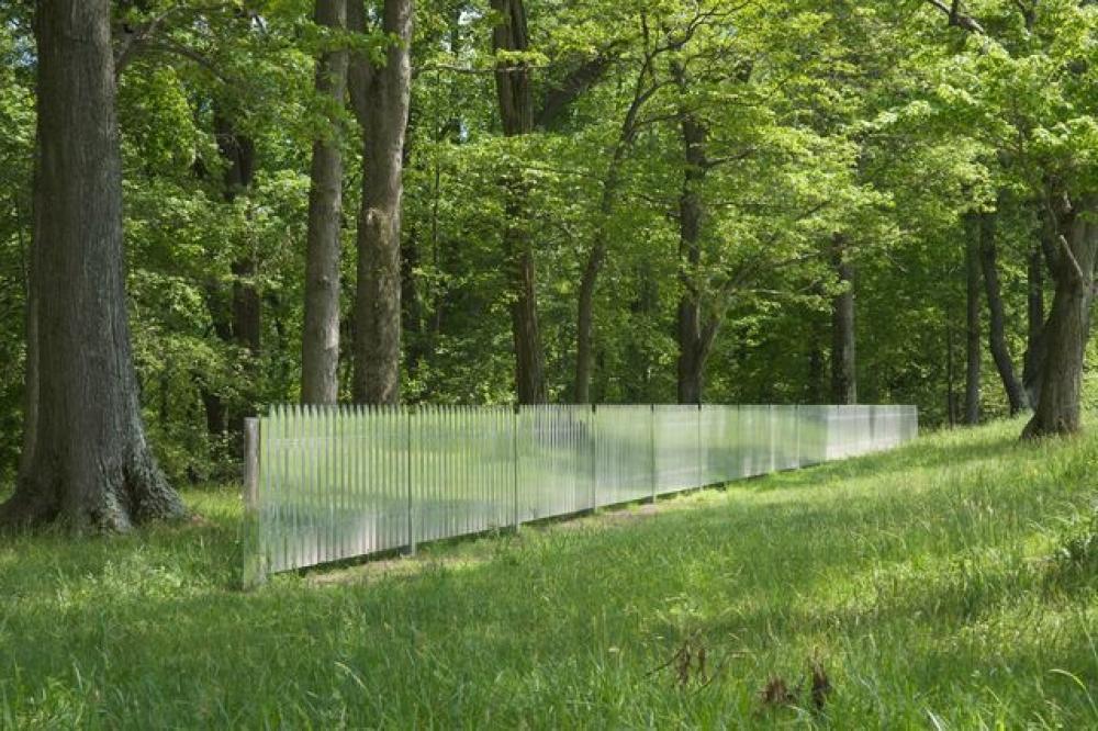 barrière de miroir extérieur design