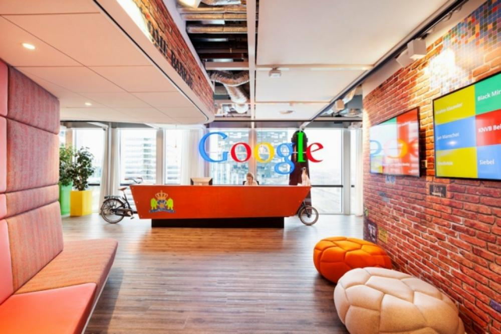 Beau Design Bureau Google Amsterdam
