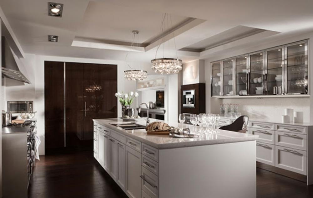 8 id es d co design pour concevoir une cuisine moderne for Deco design pour cuisine