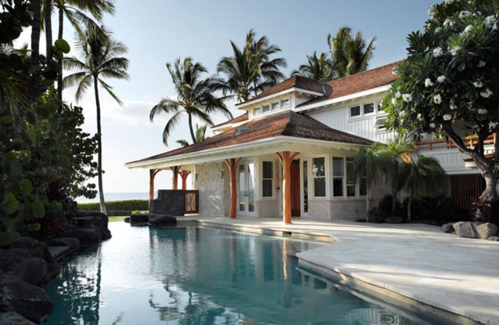 De Haute Qualite Déco Maison Inspiré Par Le Style Exotique Hawaïen. Déco Maison Exotique  Architecte Du0027intérieur