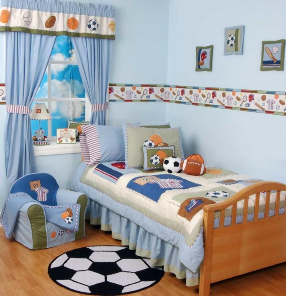 12 thèmes sympas de décoration chambre d\u0027enfant