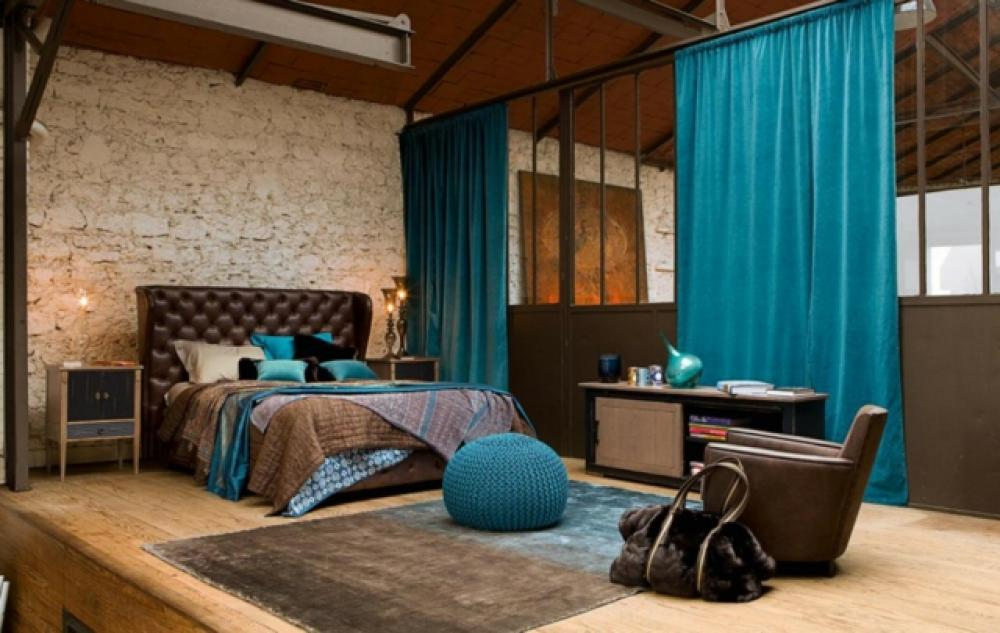 15 d corations couleurs pour une chambre coucher unique for Decors chambres coucher