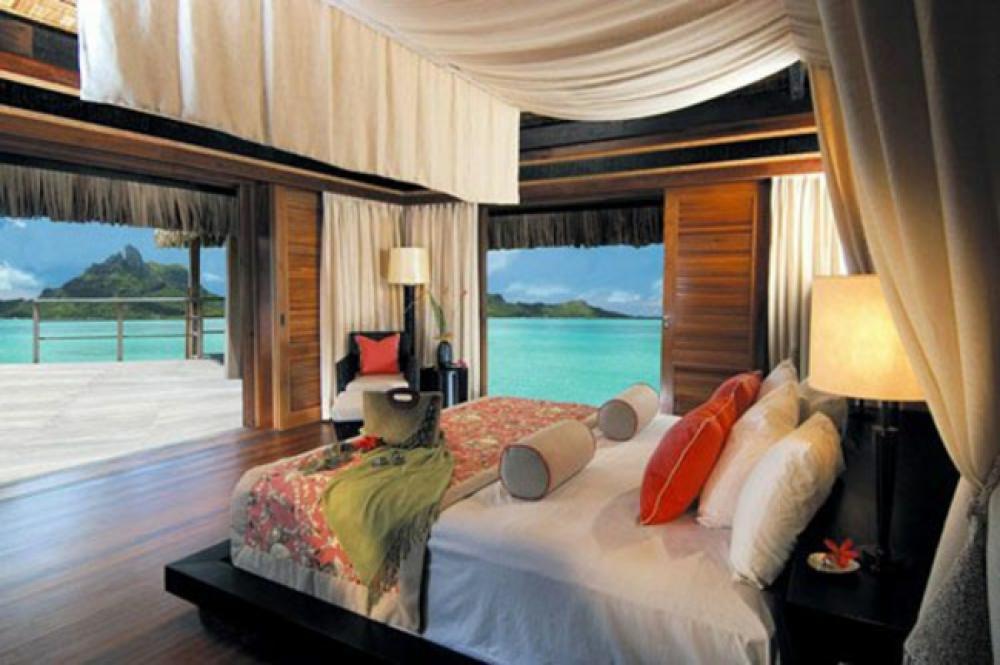 design chambre a coucher paradisiaque