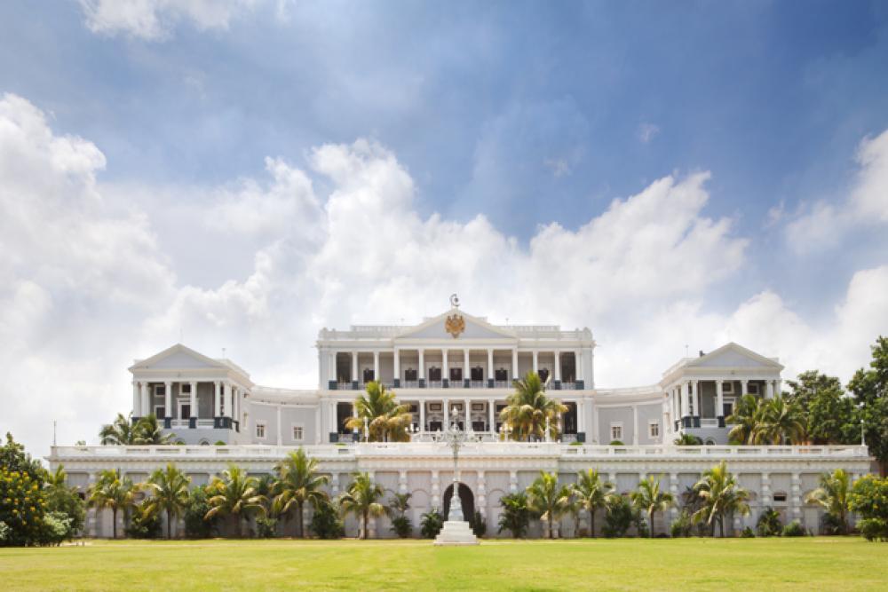Taj Falaknuma Palace – l'hotel de luxe oriental