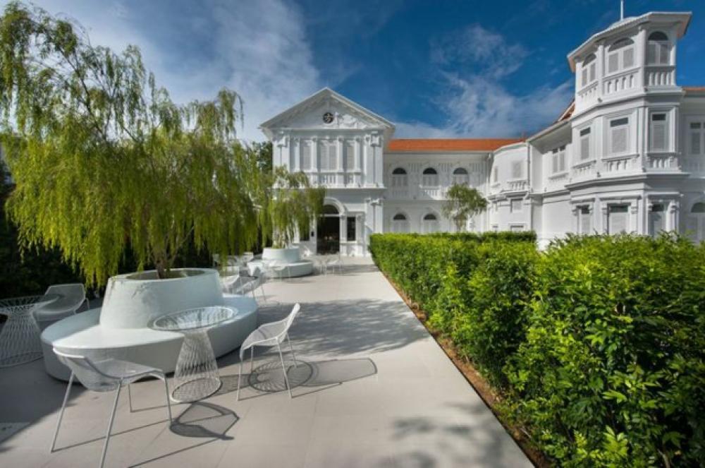 Le Magnifique Hôtel Design Macalister Mansion Peut Prétendre être Un Vrai  Bijou Du0027architecture Du0027intérieur Et Du0027extérieur à Lu0027exotisme Palpitant.