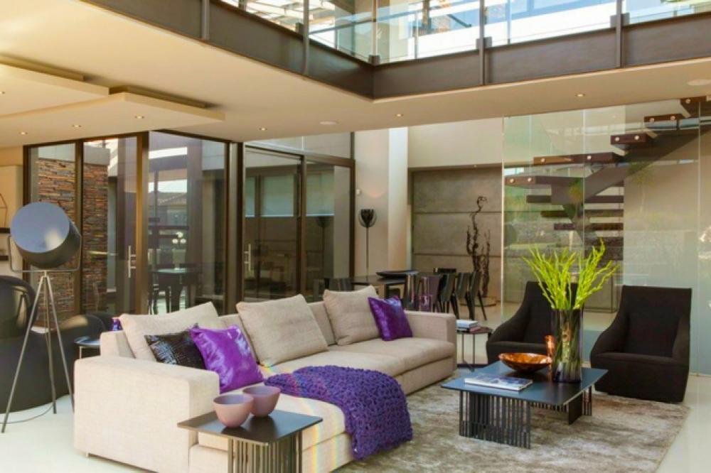 maison de luxe en Afrique de sud
