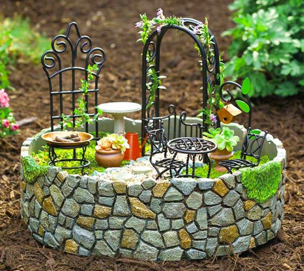 L art du mini jardin coquet for Jardin japonais miniature interieur