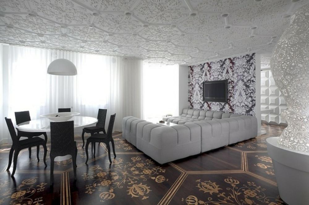 maison de luxe remodel e par le designer marcel wanders. Black Bedroom Furniture Sets. Home Design Ideas