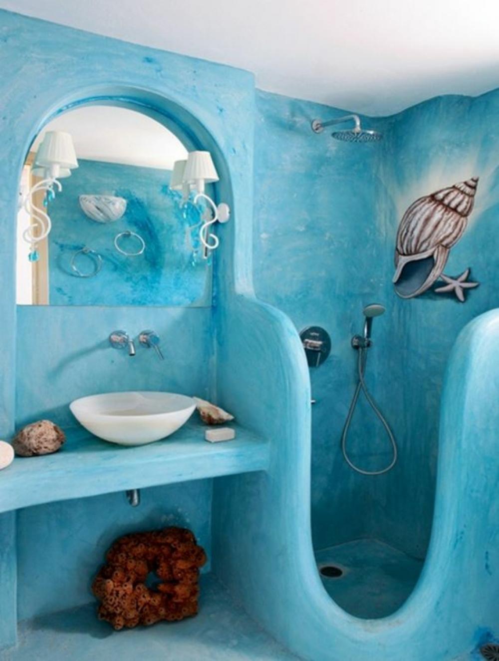 15 salles de bain l insouciance des vacances design feria - Salles de bains design ...