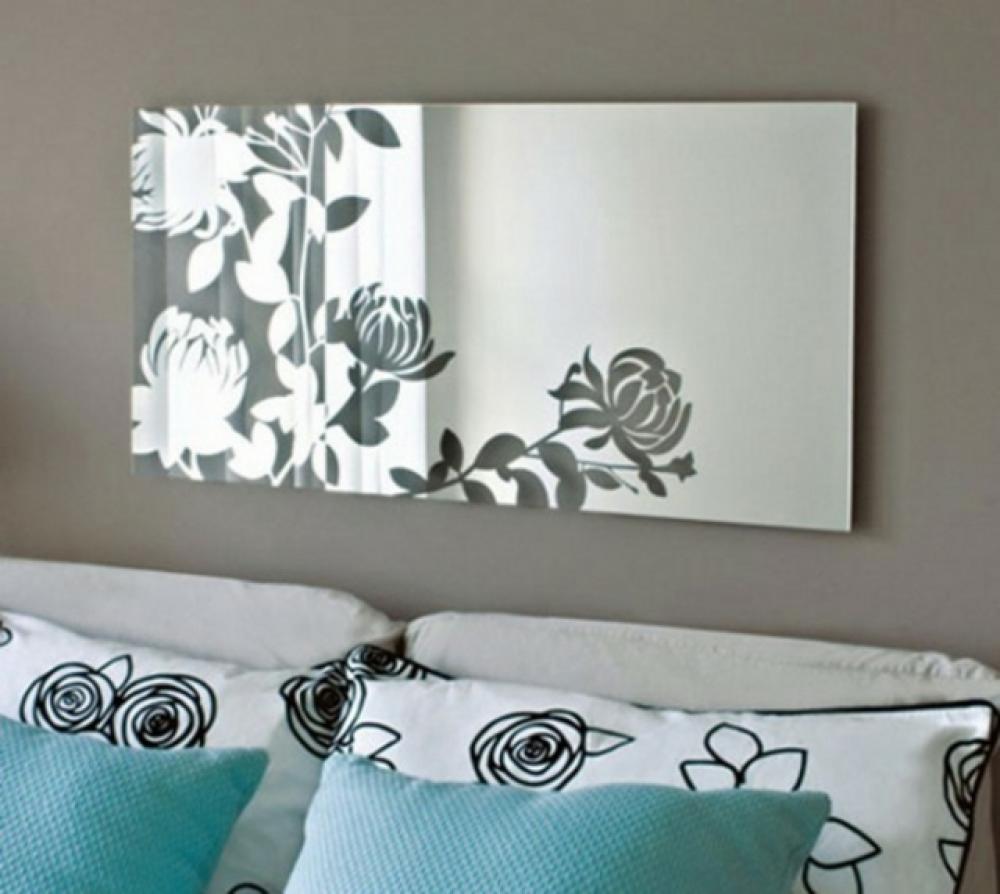 16 id es de d co int rieure l aide des miroirs magiques. Black Bedroom Furniture Sets. Home Design Ideas