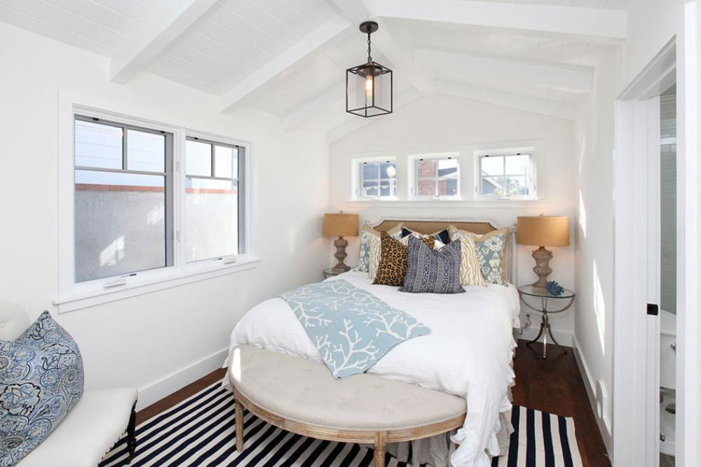 idées astuces petite chambre aménagement maison