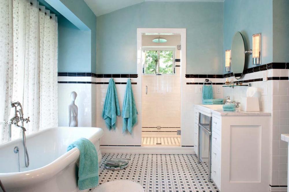 idées revoir la salle de bain personnes mobilité réduite