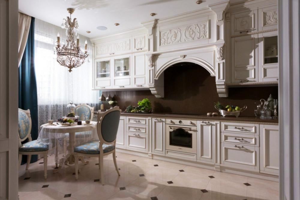 cuisine moderne l ameublement baroque remis au go t du jour design feria. Black Bedroom Furniture Sets. Home Design Ideas
