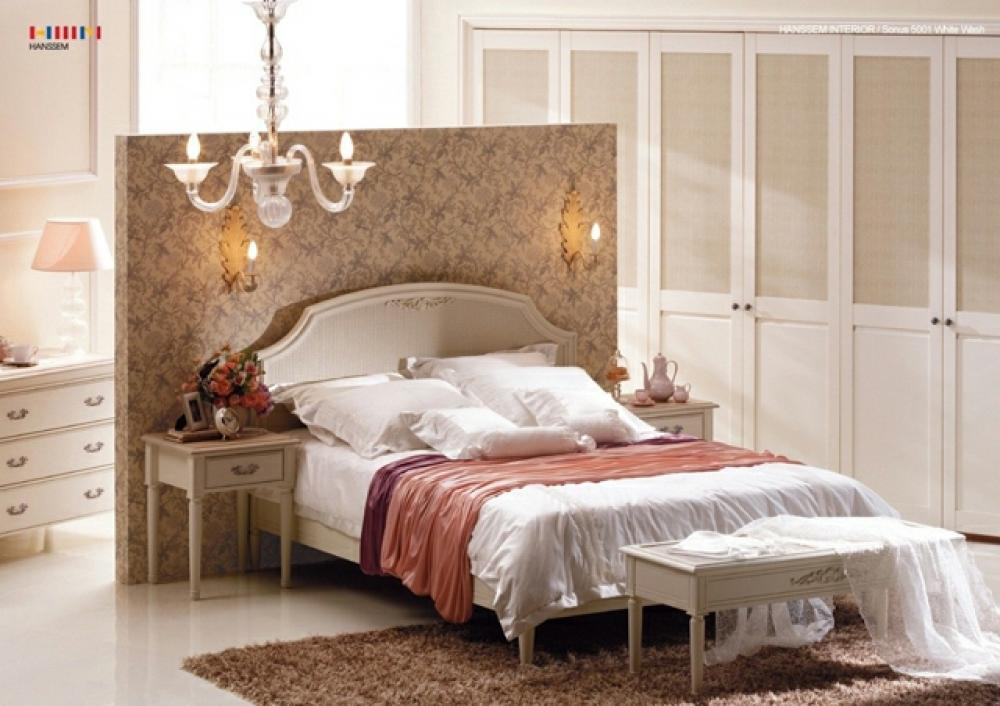 Les papiers peints en tant que d coration chambre cr ative for Beautiful bedroom designs hd