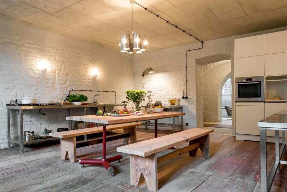 Appartement de vacances au design original dans un ch teau - Appartement de vacances styleshous design ...