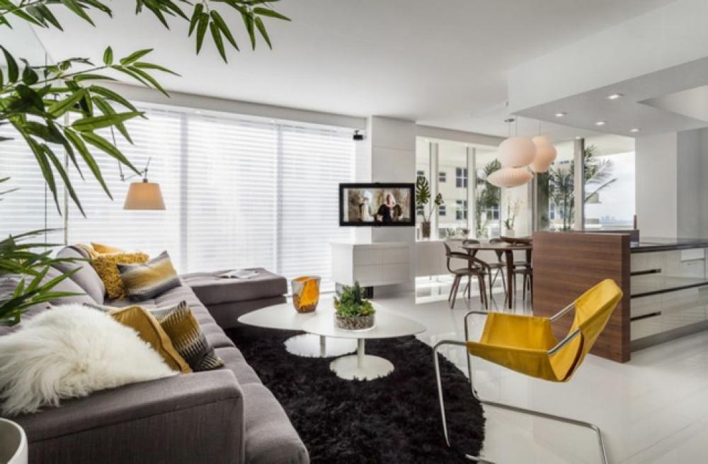 Bel Appartement De Vacances Au Design Intérieur Moderne Belle Conception