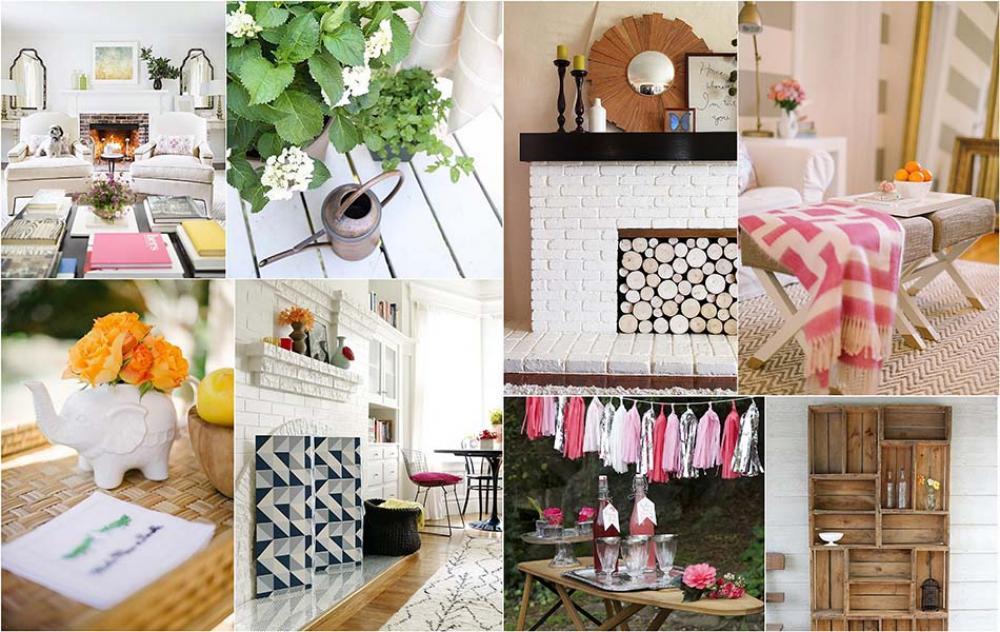 15 astuces d co pour une maison la fois jolie et fonctionnelle design feria - Astuce deco pas cher ...