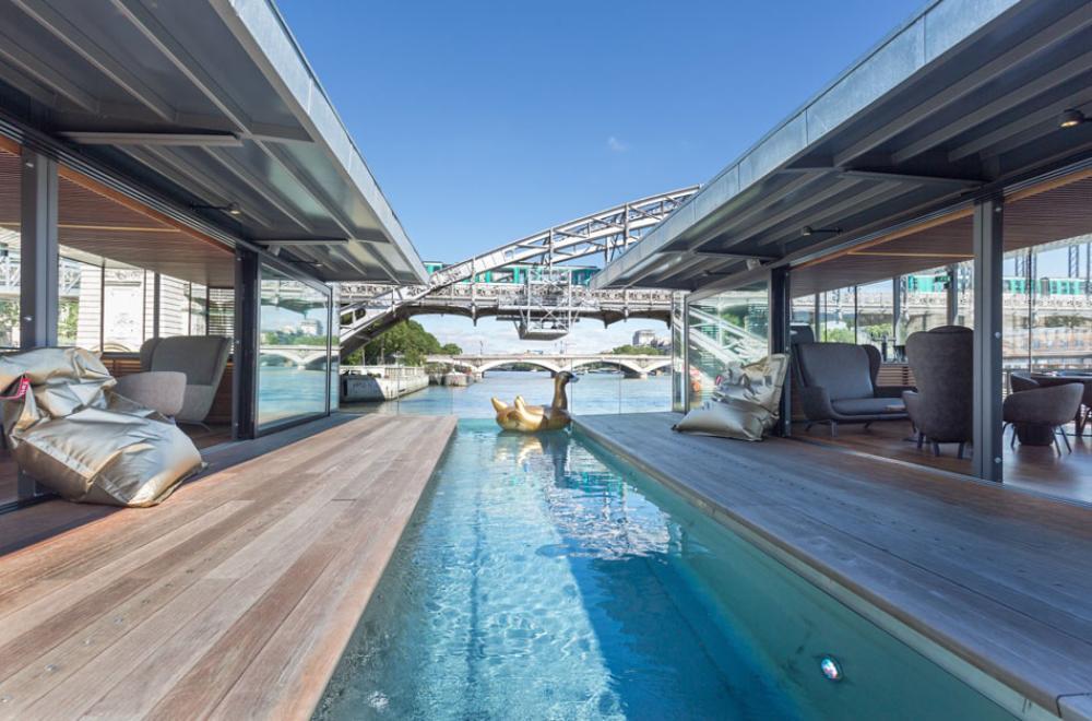 tourisme vacances séjour insolite paris hôtel OFF