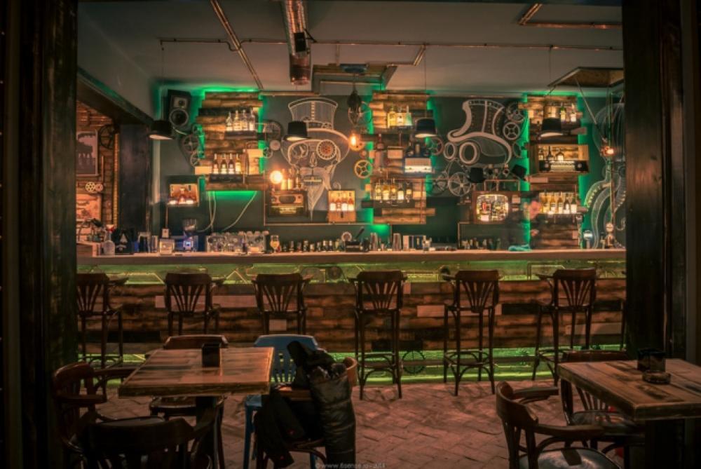 Bar design roumain intrieur original dcoration dintrieur