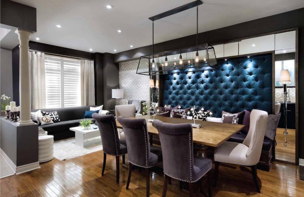 Chaises salle a manger design chaise design de salle for Salle a manger de luxe moderne