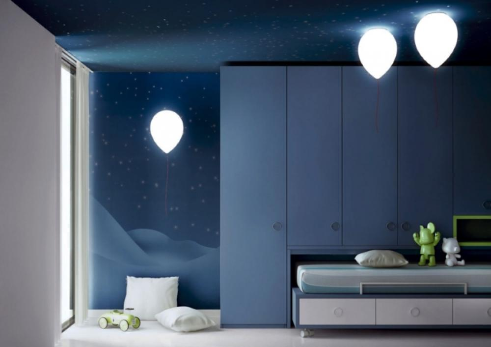 luminaire design chambre enfant