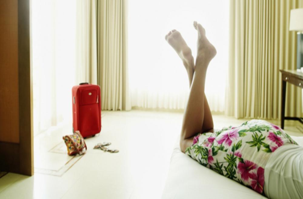 Beau Chambre à Coucher Inspirée Par Lu0027ambiance « Hôtel »