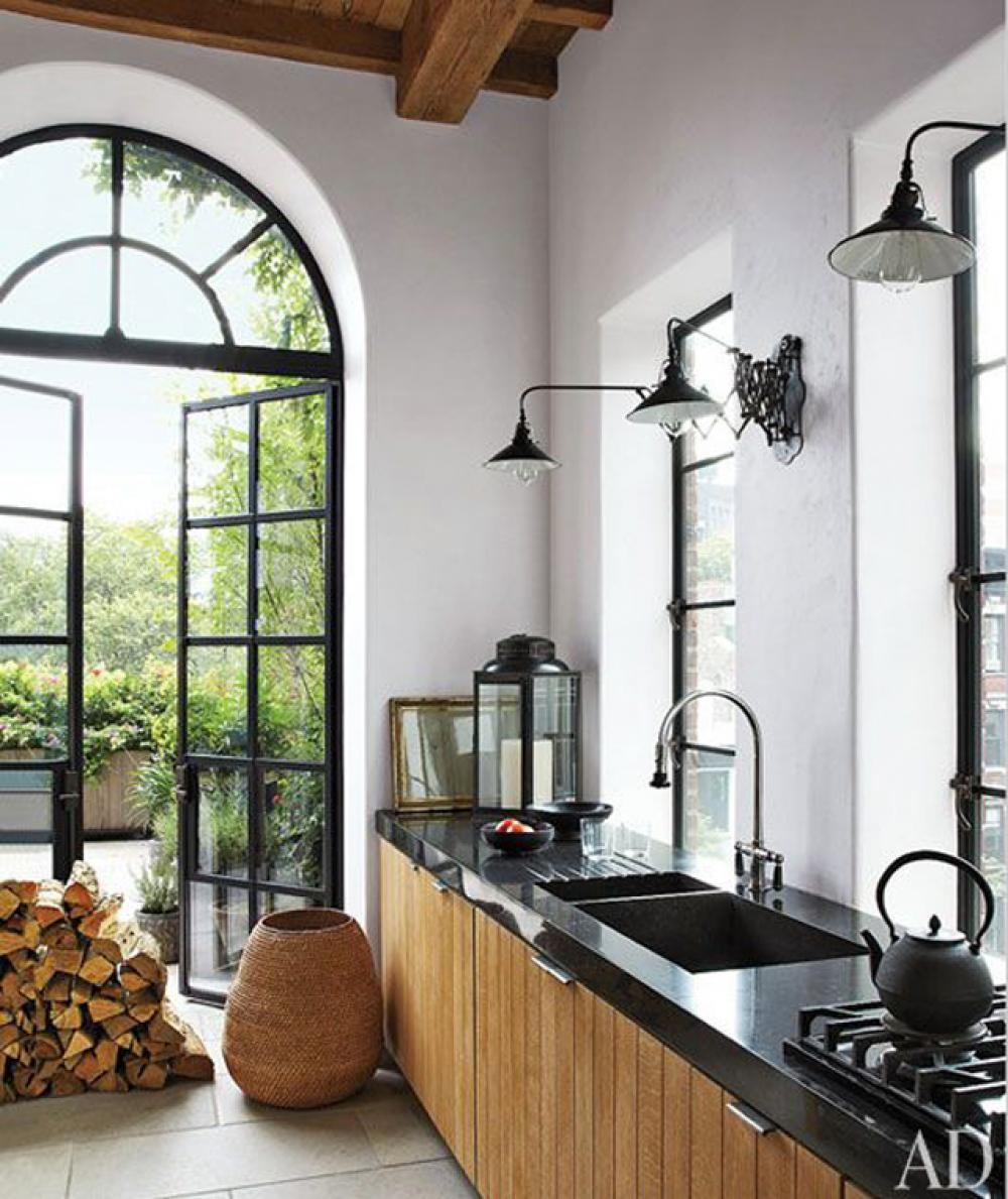 De Haute Qualite Cuisine Au Design Contemporain Et Moderne