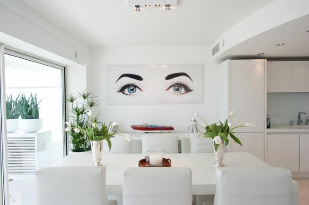 Interieur maison moderne deco peinture interieur maison for Maison decoration interieur moderne villas