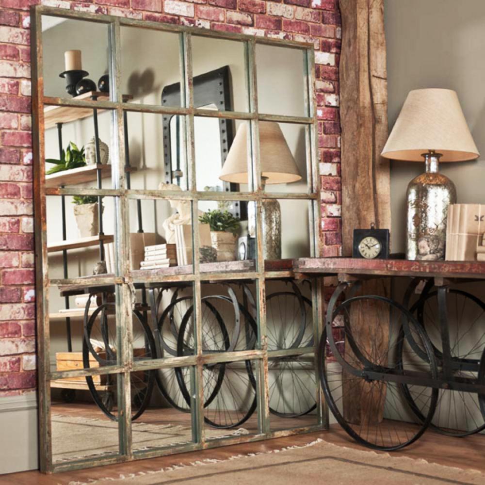 Int rieur moderne et original l aide de miroir d coratif design feria for Interieur maison original