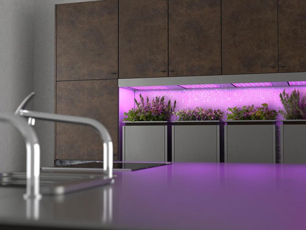 lumnaire led décoratif pour cuisine