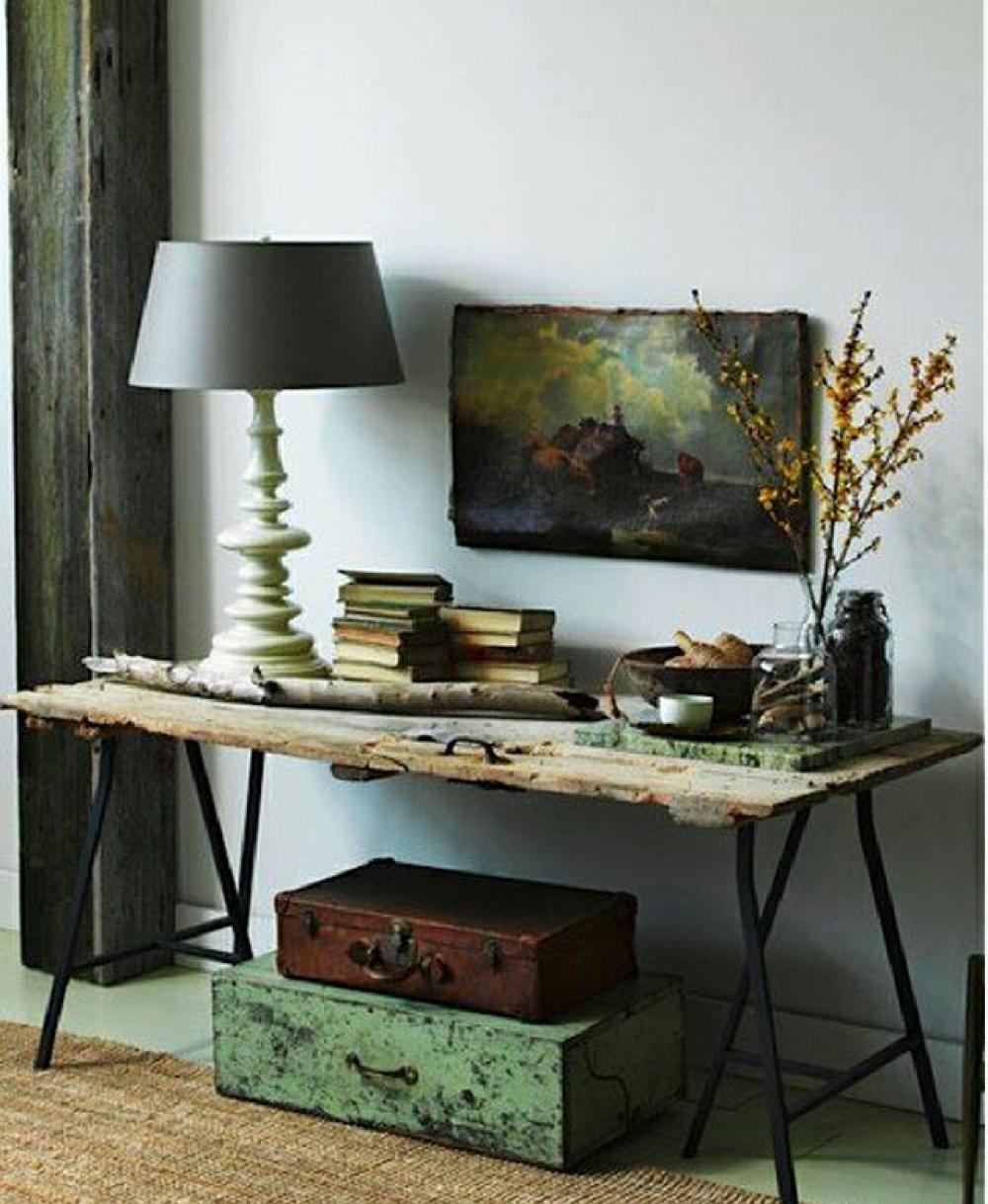 Table de salle manger originale et personnalisable - Treteaux pour table salle manger ...