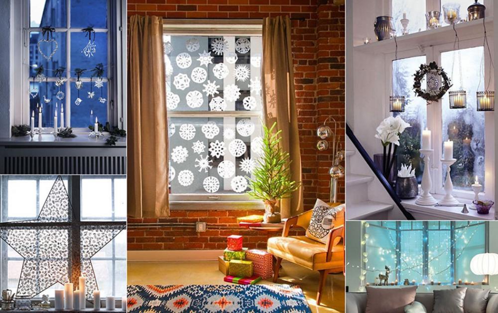 decoration de fenetre exterieur pour noel interesting decoration jardiniere de noel jardinire. Black Bedroom Furniture Sets. Home Design Ideas