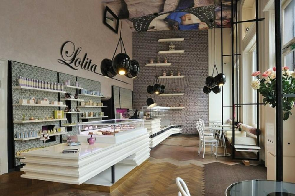 Coffee shop tr s design dans la capitale slov ne design for Design shop de