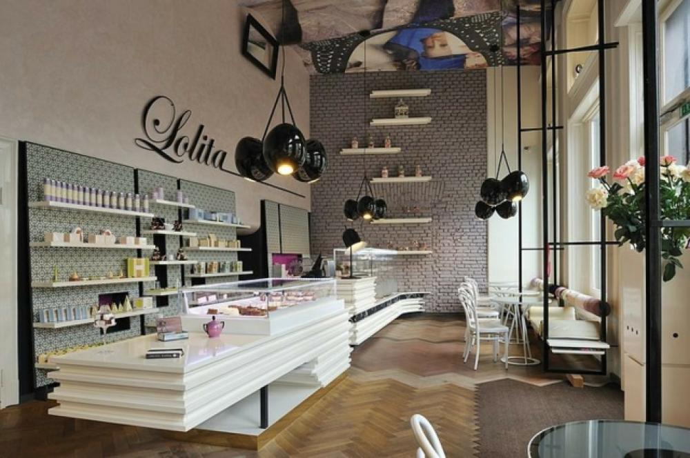Coffee Shop Trs Design Dans La Capitale Slovne