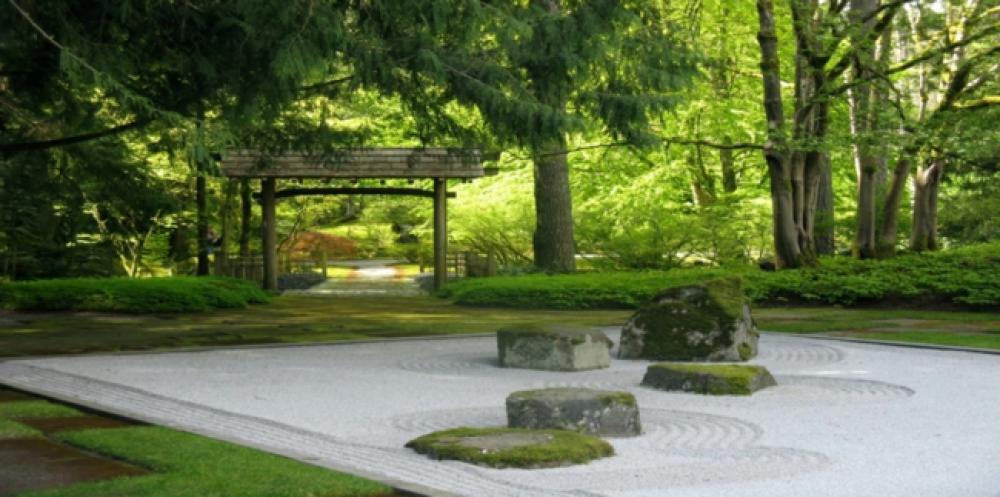 Le jardin zen le petit bijou de la sagesse exotique for Petit jardin interieur