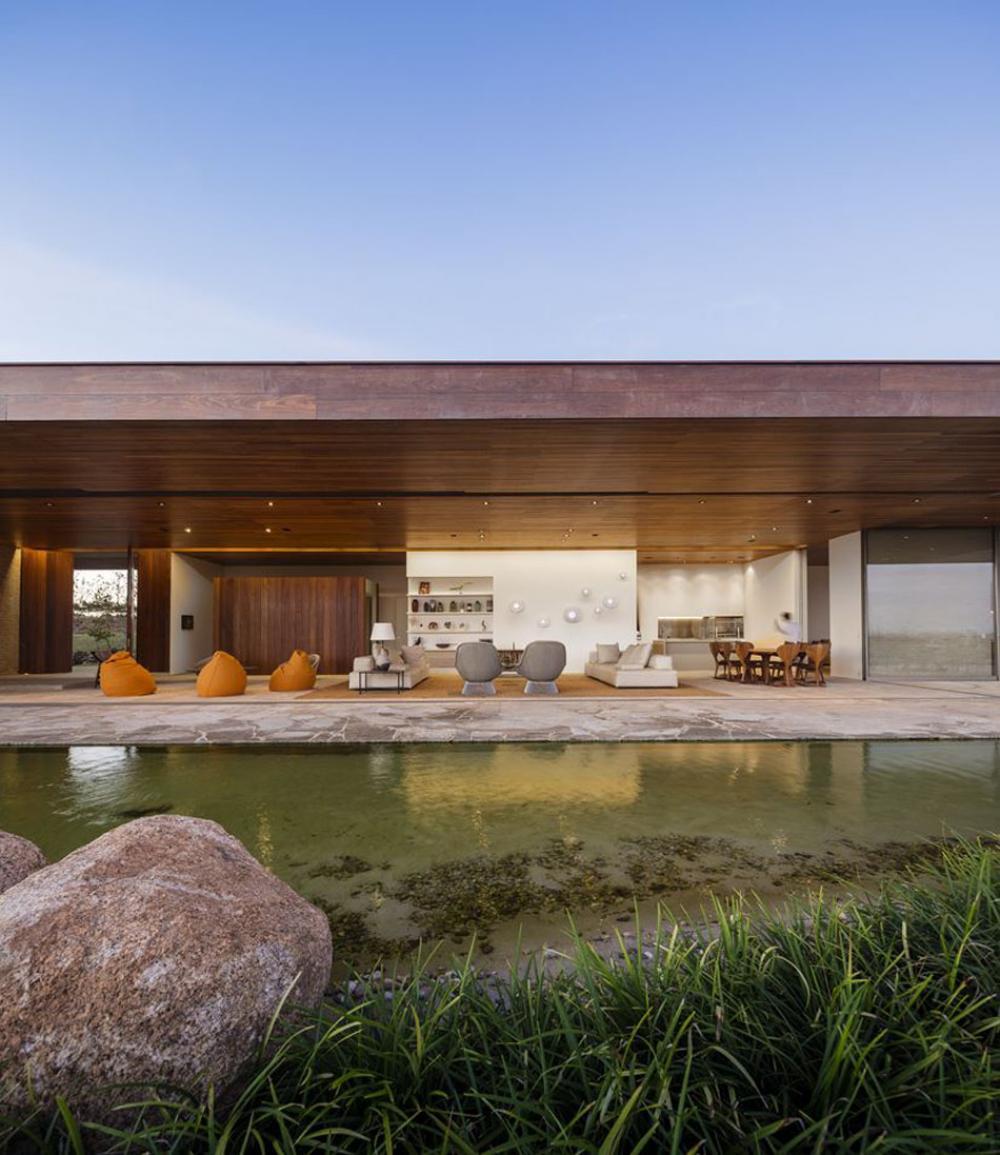 Résidence Du0027architecte Design Luxe