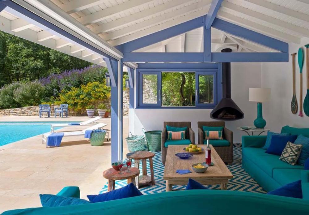 belle maison de vacances la d coration inspir e par la. Black Bedroom Furniture Sets. Home Design Ideas